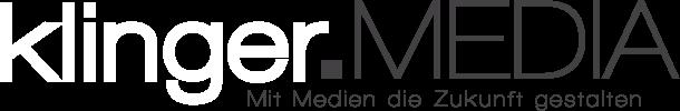 Logo klinger.MEDIA GmbH